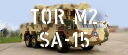 Tor M1/M2 / SA-15 Gauntlet [Click for more ...]
