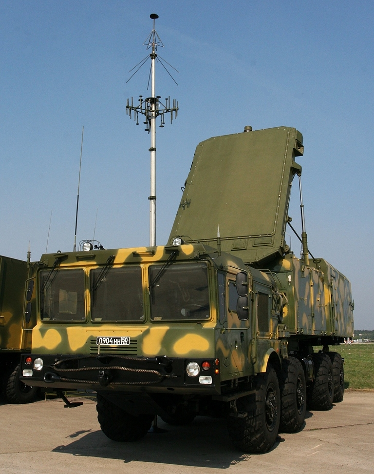 S-400 Triumph Air Defence Missile System | World Defense